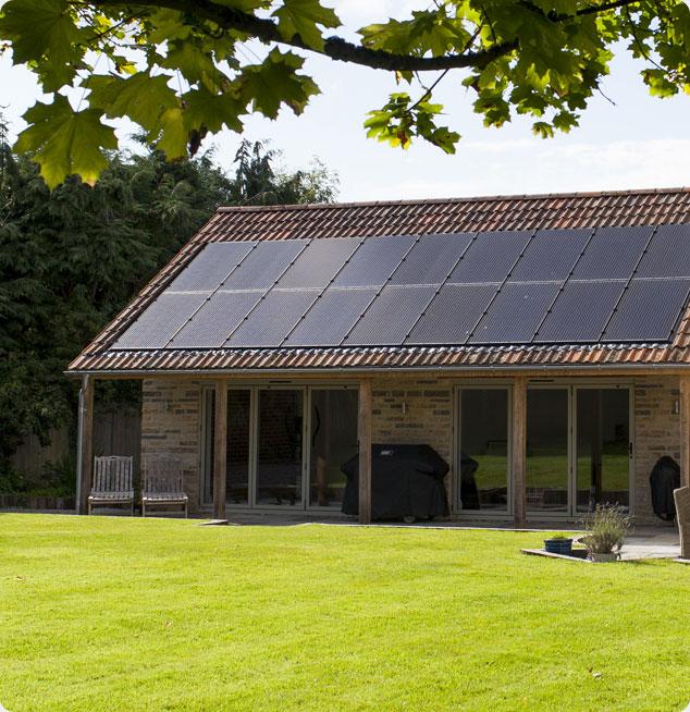Solar install Highbridge